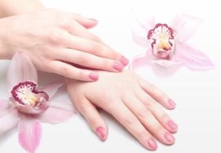 爪の健康を重要視した施術