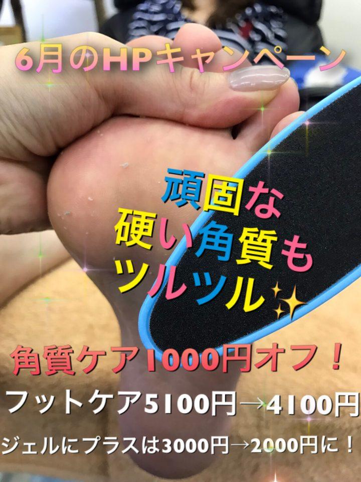 【6月HPキャンペーン】