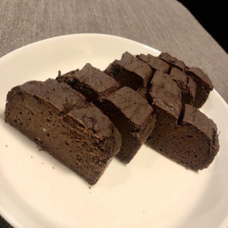 ダイエット中のガトーショコラ