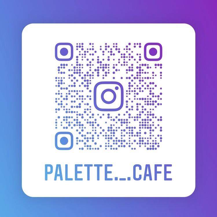 palette café アカウント